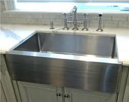 apron sink farmhouse stainless steel apron front farmhouse single kitchen sink vs double
