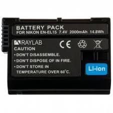 Купить <b>Аккумулятор Raylab RL-ENEL15</b> в Ростове-на-Дону