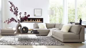 living beautiful beige living room grey sofa