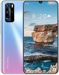 Amazon.co.jp: P40 Pro SIM Free <b>4G Smartphone</b> 7.5 Inch Full ...