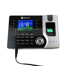 2019 <b>DIYSECUR</b> Attendance <b>Fingerprint</b> Time Clock 2.4inch TFT ...