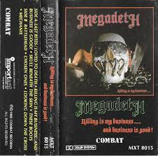 <b>Megadeth</b> - <b>Killing Is</b> My Business... And Business Is Good! (1985 ...