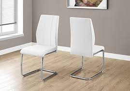 Monarch Specialties 2 Piece DINING CHAIR-2PCS ... - Amazon.com