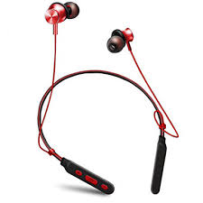 LITBest <b>M8 Bluetooth Headset</b> 4.1 Hanging Earbuds Hanging Neck ...