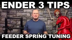 Ender 3 Feeder Tension - YouTube
