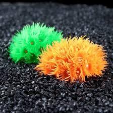 <b>Декоративный коралл для аквариума</b>, 8 х 8 х 4 см, микс цветов ...