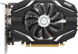 <b>Maxsun</b> Radeon RX 580 <b>JetStream</b> vs MSI GeForce <b>GTX 1050 Ti</b> OC