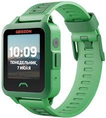 Купить <b>GEOZON ACTIVE</b> green в Москве: цена <b>умных часов</b> ...