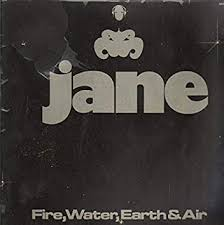 <b>jane</b>: <b>fire</b>, <b>water</b>, earth and air: Amazon.co.uk: Music