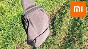 Xiaomi <b>Mi City Sling Bag</b> - YouTube