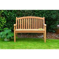 Quality Two Seater <b>Garden Benches</b> | Sloane & Sons