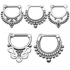 Find More Body Jewelry Information about <b>5pcs</b> septum <b>316l</b> ...