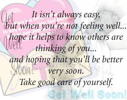 Quotes About Getting Well. QuotesGram