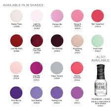 <b>Orly Breathable</b> Nail polish <b>treatment plus</b> color 18ml each | Shopee ...
