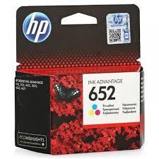 <b>Картридж</b> струйный <b>HP</b> 652 <b>F6V24AE</b> оригинальный цветной ...
