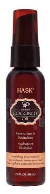 Купить Hask Monoi Coconut Oil <b>Питательное масло для волос</b> с ...