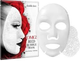 Купить Double dare <b>баббл</b>-<b>маска очищающая с экстрактами</b> 8 ...