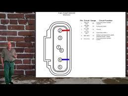p1233 ford s fuel pump driver module diagnostics and repair