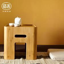 tatami bamboo coffee table multifunctional furniture stool a few tatami teasideendchina mainland bamboo modern furniture