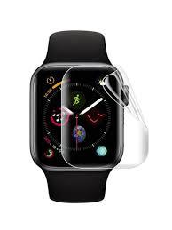 Гидрогелевая <b>пленка</b> 3D <b>Ainy для</b> Apple Watch 4/5 40 мм, 2 шт ...