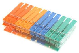 ROZENBAL <b>прищепки пластиковые</b> разноцветные <b>24 шт</b> ...