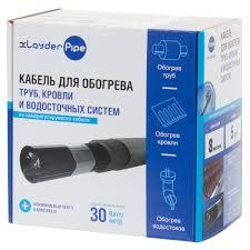 Комплект для обогрева xLayder <b>Pipe</b> EHL-30CR-8 L в Москве ...