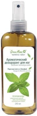 Купить дезодорант для ног <b>GREEN MAMA Перечная мята</b> и ...