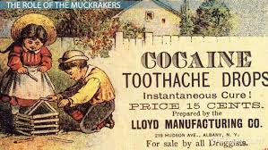 the muckrakers of the progressive era definition and influence pure food and drug act of 1906 definition summary history