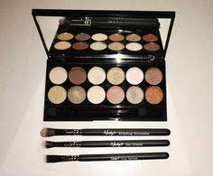 for a shimmery eye look nanshy eye brushes sleek makeup i divine eyeshadow