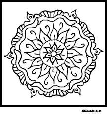 Small Picture Best Mandala Art Coloring Pages Ideas Coloring Page Design