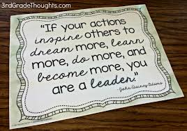 bosses vs leaders lesson bies 3rd grade thoughts leaders lesson bies