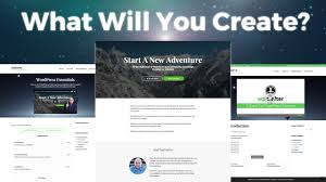 using the wordpress page builder how to create an online course using the wordpress page builder how to create an online course website