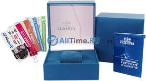 Наручные <b>часы Festina F20204</b>/<b>3</b> — купить в интернет-магазине ...