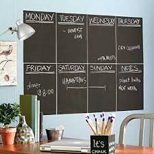 get this peel and stick chalkboard here beautiful home office chalkboard