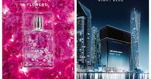 <b>Armand Basi</b> Night Blue and In <b>Flowers</b> ~ Now in Stores