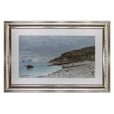 The Pointe of Heve by Claude Monet, Oil Painting ... - Amazon.com