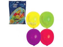 Купить <b>Набор воздушных шаров Веселая</b> затея 12-inch 100шт ...