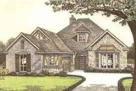 Tudor House Plans   Houseplans comTudor Exterior   Front Elevation Plan       Houseplans com