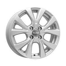 Литые диски K&K Hyundai Solaris (КСr685) 6,0х15/4х100 <b>D54</b>,<b>1</b> ...