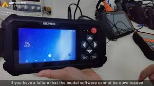 Foxwell <b>Obd</b> - <b>OBDPROG M500</b> Update and download issue ...
