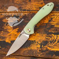 <b>Складной нож CJRB</b> Feldspar, сталь D2, G10 - купить в интернет ...