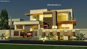 D Front Elevation com  Kanal House Plan layout      X      D     Kanal House Plan layout      X      D Front Elevation CDA Islamabad   Pakistan