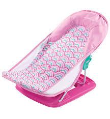 <b>Лежак</b> для купания <b>Summer Infant</b> Deluxe Baby Bather розовый с ...
