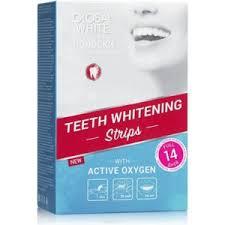 <b>Отбеливающие полоски</b> для зубов <b>Global</b> white Teeth whitening ...