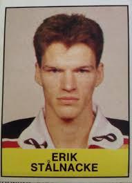 Någon mer hjulbent hockeyspelare än Erik Stålnacke är förmodligen omöjligt att hitta. Han bar tröja nr 16 under Luleås första fem säsonger i elitserien och ... - photo-2013-06-20-20-05-40