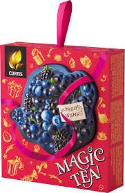 Арома-<b>чай черный Curtis Very</b> Berry Teapot, 20 г, код ...