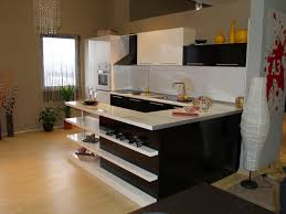 flooring ideas materials kitchen modern storage