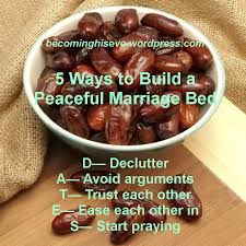 Is Your Bedroom Peaceful Day  Becoming His Eve - Decluttering your bedroom
