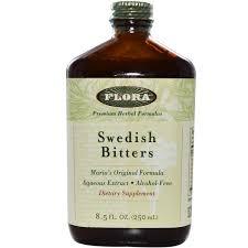 Отзывы Flora, <b>Шведские горькие настойки</b> (<b>Swedish</b> Bitters), 250 мл