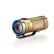 <b>Фонарь</b> светодиодный <b>Olight S Mini</b> CU Raw Brass Медь